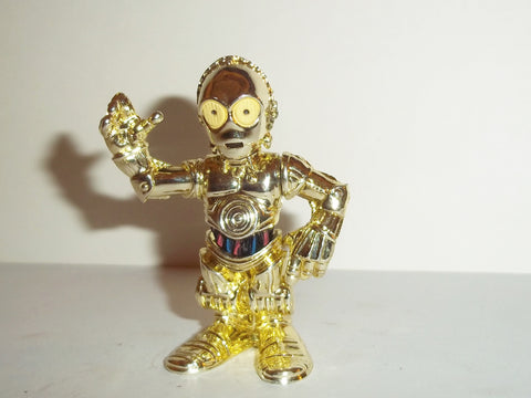 STAR WARS Galactic heroes C-3PO REMOVABLE LIMBS complete hasbro pvc
