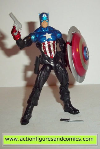 marvel universe CAPTAIN AMERICA bucky heroic age 05 hasbro toys action figures movie