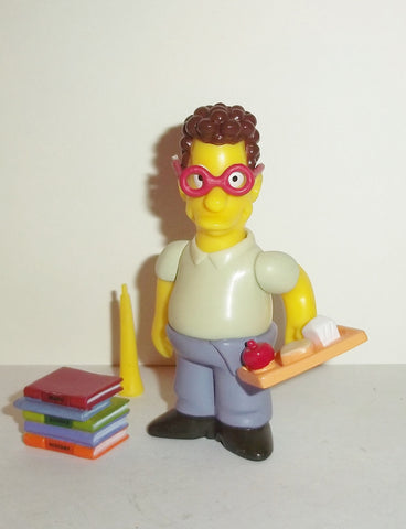simpsons DATABASE series 12 2003 playmates world of the simpsons complete