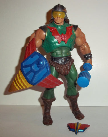 masters of the universe DAWG O TOR classics complete he-man motu motuc