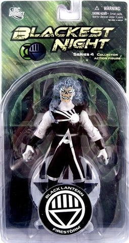 DC direct Blackest Night FIRESTORM new moc series 4