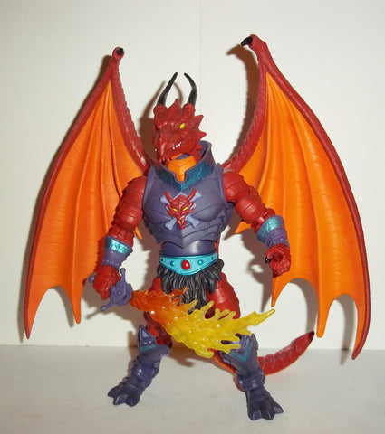masters of the universe DRAEGO MAN dragon 2012 classics complete he-man motu motuc