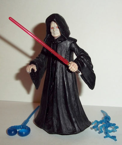 Star Wars Action Figures Emperor Palpatine 12 Revenge Of The Sith Actionfiguresandcomics