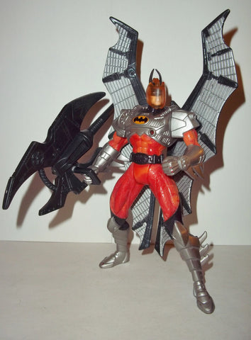 batman legends of the dark knight LAVA FURY BATMAN 6 inch kenner