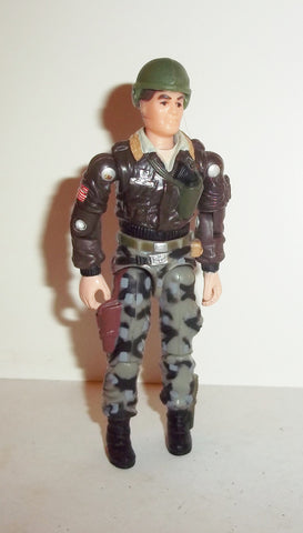 gi joe GENERAL HAWK 1997 v5 15th anniversary TRU exclusive series thunderbolt vehicle driver fig