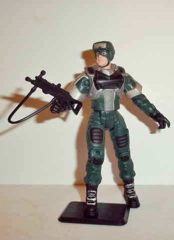 gi joe G.I. JOE RESERVIST 2002 2003 collector's fan club exclusive vs cobra spytroops