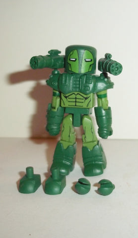 minimates GUARDSMAN iron man marvel universe art asylum