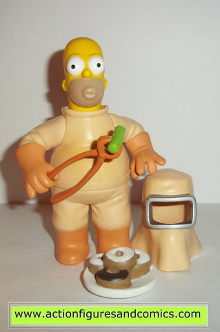 simpsons HOMER SIMPSON radioactive playmates nuclear power plant