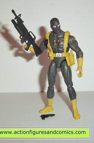 Marvel Universe HYDRA SOLDIER trooper hasbro toys action figures complete