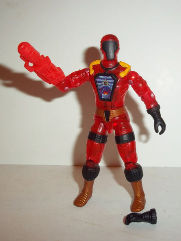 gi joe BAT INFERNO 2003 spy troops complete toys r us exclusive tru cobra b.a.t.s NOFC