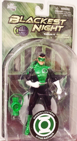 DC direct blackest night KYLE RAYNER new moc series 4 green lantern universe