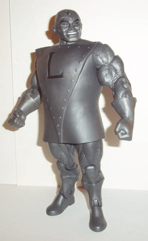 dc universe classics LEAD metal men signature series matty exclusive mattel complete