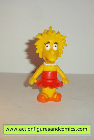 simpsons LISA SIMPSONS playmates tracy ulman show 1st appearance