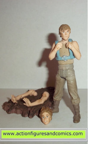 star wars action figures LUKE SKYWALKER DAGOBAH otc original trilogy collection hasbro toys action figures