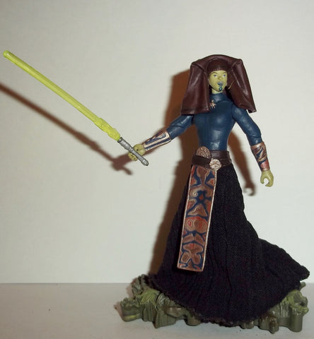 star wars action figures LUMINARA UNDULI #31 revenge of the sith