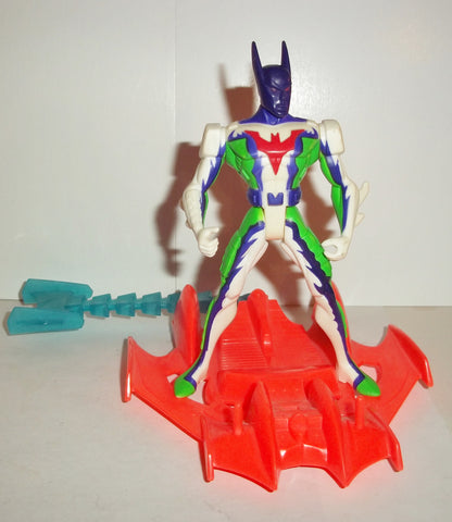batman beyond MANTA RACER BATMAN complete the animated series kenner