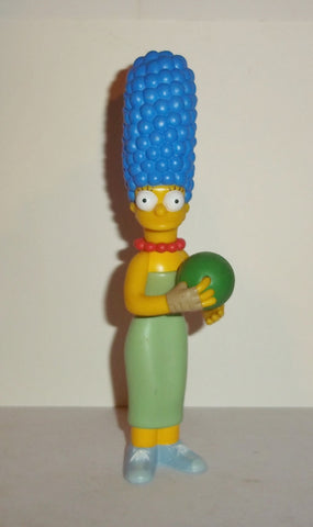 simpsons MARGE SIMPSON bowling playmates
