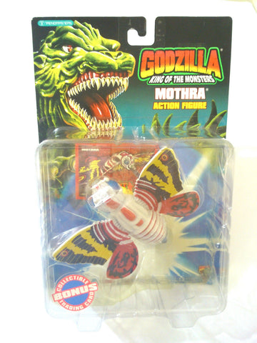 GODZILLA trendmasters MOTHRA 6 inch action figure 1994 king of monsters