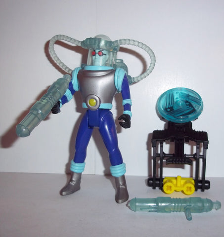 batman animated series MR FREEZE new adventures of duo force hasbro