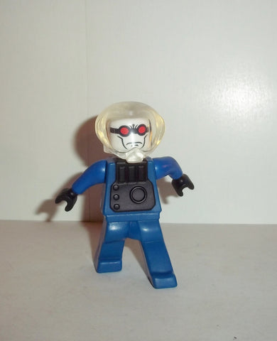 batman animated series MR FREEZE LEGO style mcdonalds happy meal toy
