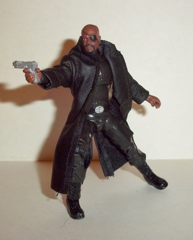 marvel universe NICK FURY samuel l jackson iron man 2 complete movie