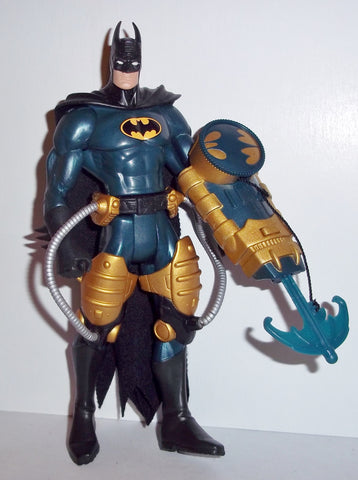 batman NIGHT PATROL BATMAN mattel 6 inch dc universe #420