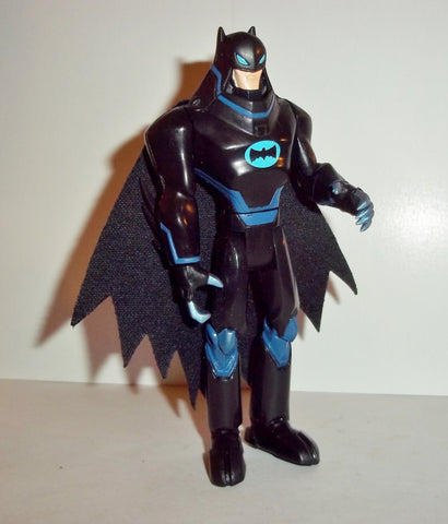 batman EXP animated series MIDNIGHT NINJA BATMAN mattel the shadow tek fig