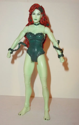 dc universe classics POISON IVY signature series matty exclusive complete batman