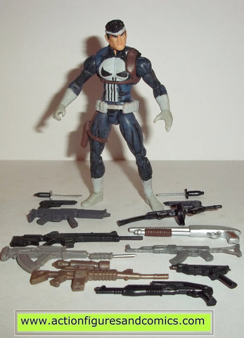 marvel universe PUNISHER war zone FULL ARSENAL hasbro toys action figures