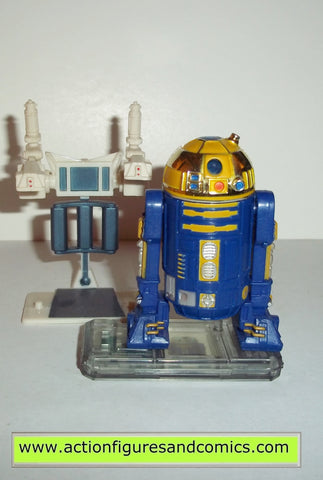 star wars action figures R2-B1 1999 episode I 1 complete hasbro toys