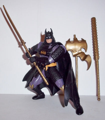 batman legends of SAMURAI BATMAN Complete kenner toys action figures