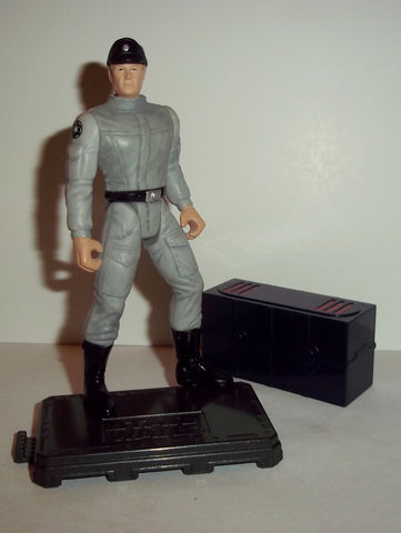 star wars action figures IMPERIAL SCANNING CREW trooper otc 2005