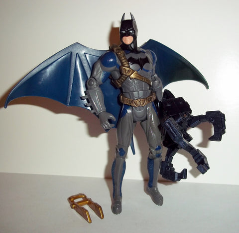 batman begins HOVER CLAW BATMAN 100% complete 2005 movie mattel