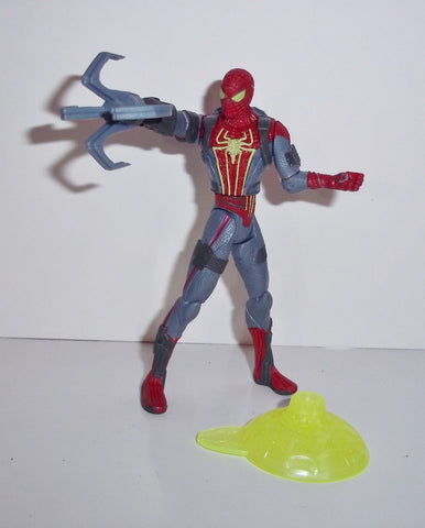 marvel universe SPIDER-MAN night mission amazing movie hasbro toys