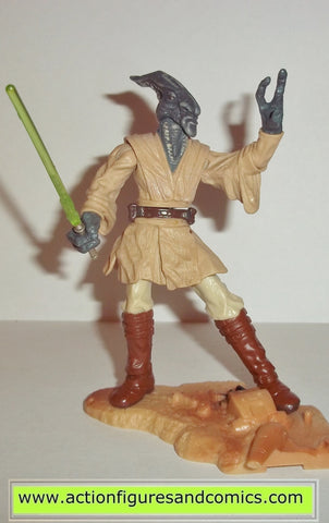 star wars action figures CLONEMAN TREBOR 2003 attack of the clones movie hasbro toys action figures