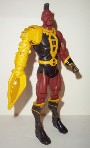dc universe classics 6 inch TYR dark red variant wave 14 ultra humanite
