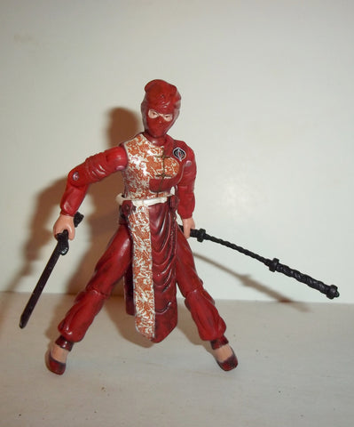 gi joe VYPRA 2004 v2 red ninja complete valor vs venom vvv 2004 toys r us exclusive
