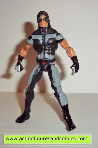 marvel universe WARPATH x-force hasbro toys x-men