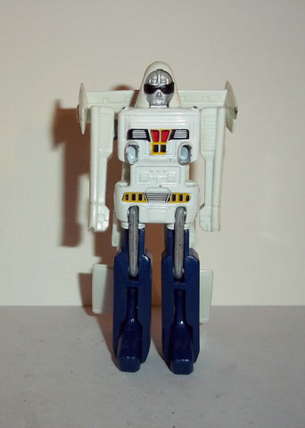gobots WATER WALK white chest MR-31 vintage tonka ban dai complete
