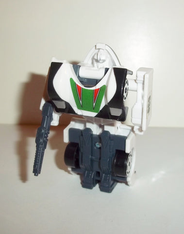 TRANSFORMERS universe 2004 WHEELJACK classics spychanger complete RID