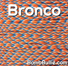 Bronco Paracord