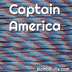 Captain America Paracord