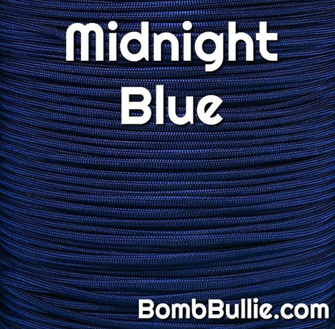 Midnight Blue Paracord