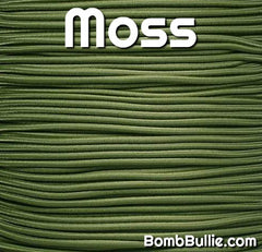 Moss Paracord