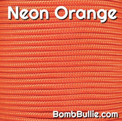 Neon Orange Paracord