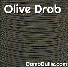 Olive Drab (OD) Paracord