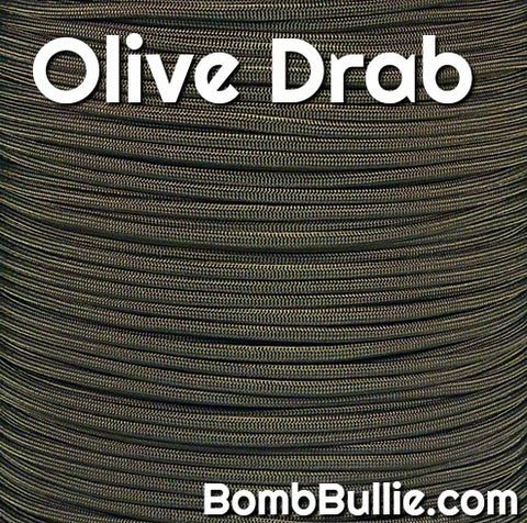 Olive Drab Paracord or OD Green Paracord
