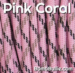 Pink Coral Paracord