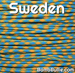 Sweden Paracord
