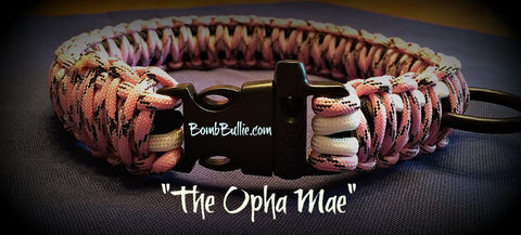 Classic Paracord Dog Collar